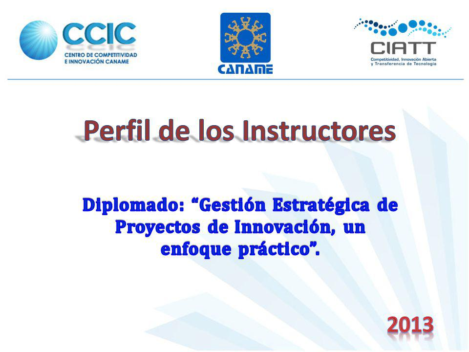 Perfil de los Instructores