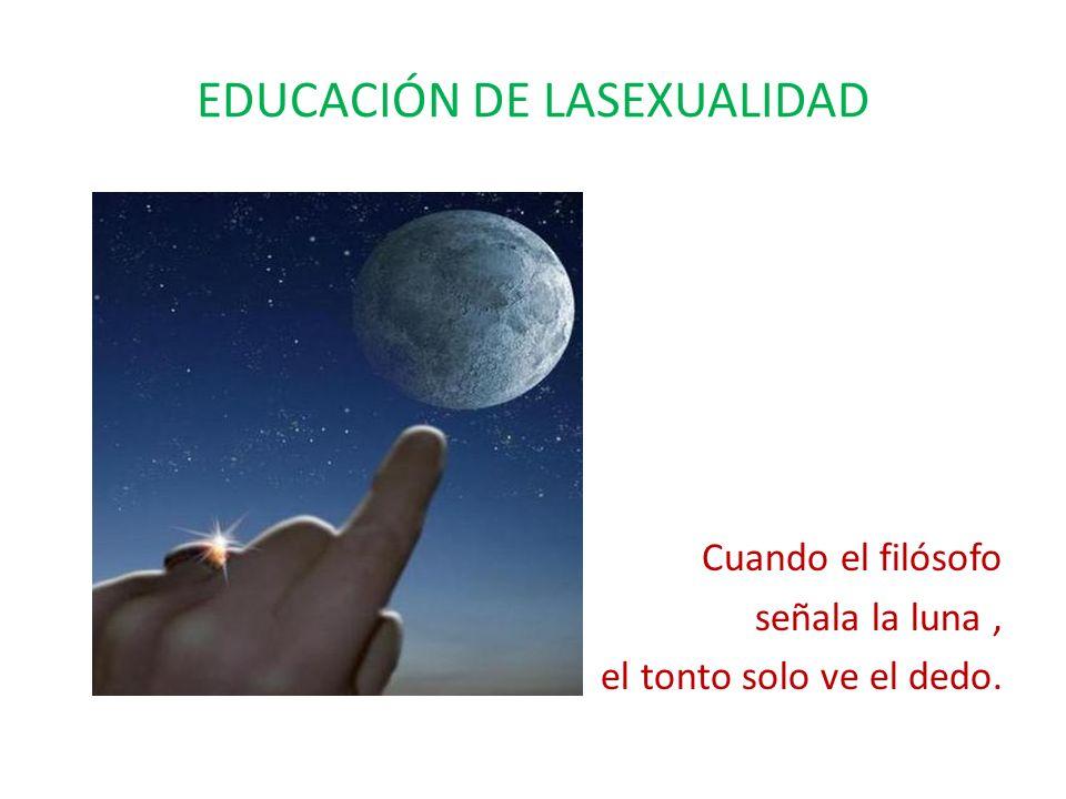 EDUCACIÓN DE LASEXUALIDAD