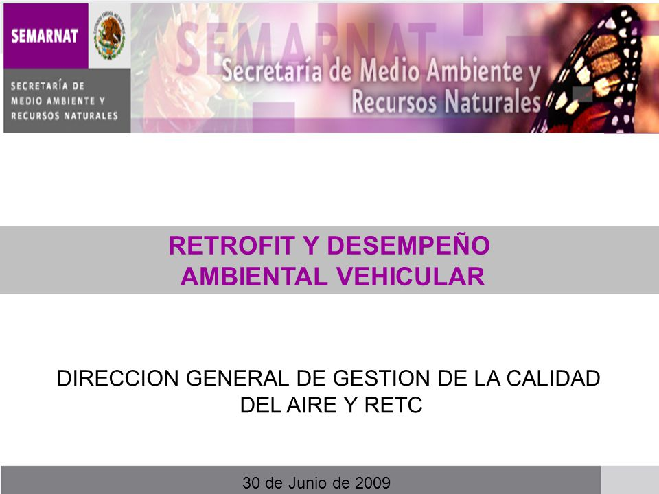 DIRECCION GENERAL DE GESTION DE LA CALIDAD