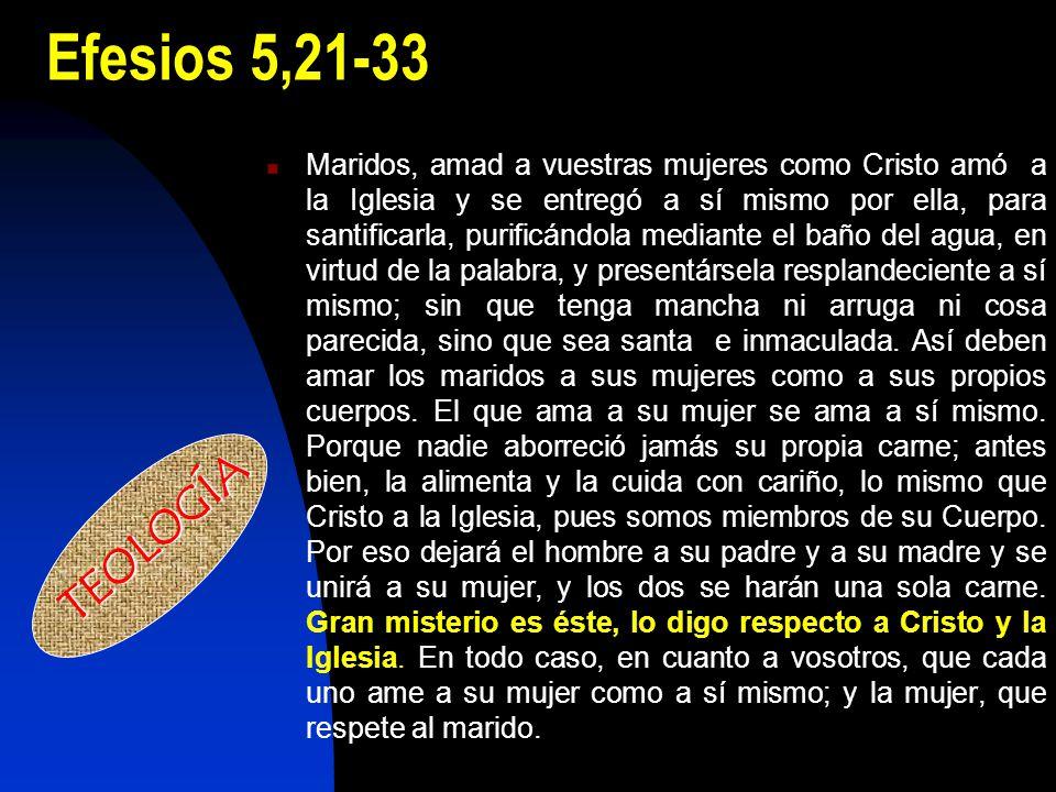 Efesios 5,21-33