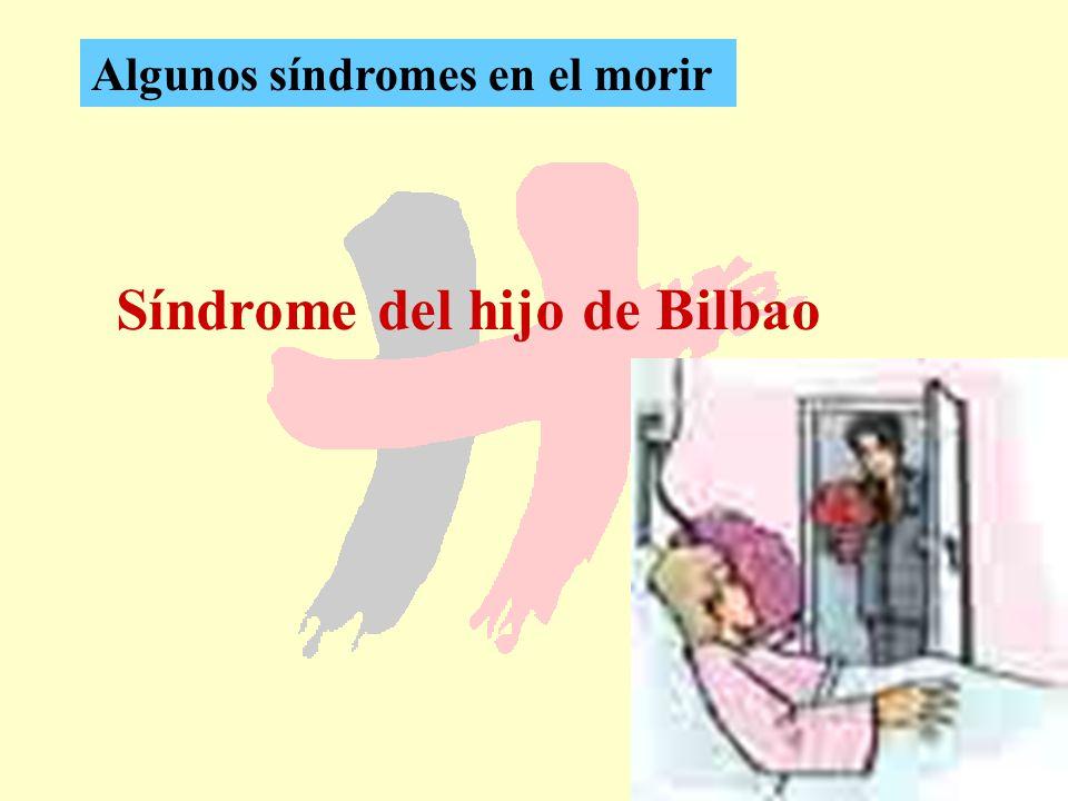 Síndrome del hijo de Bilbao