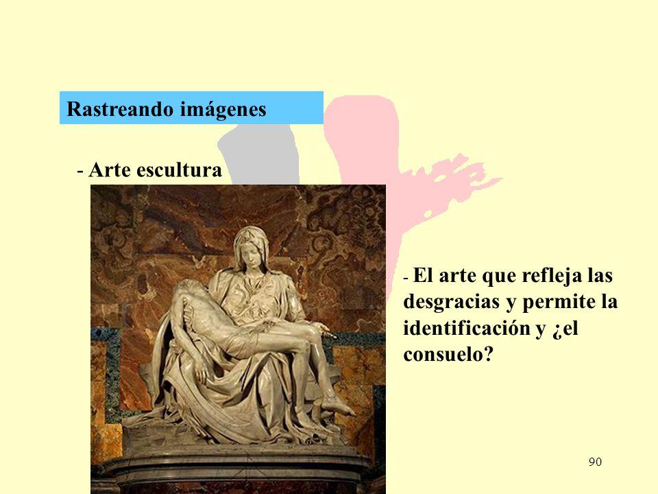 Rastreando imágenes Arte escultura