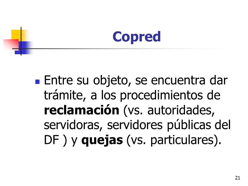 Copred