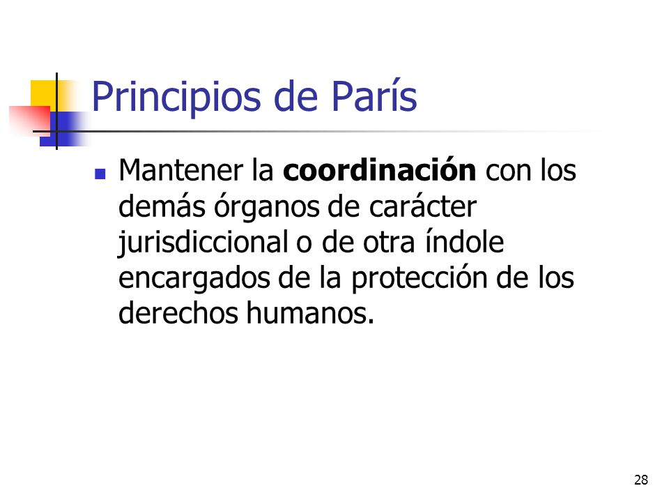 Principios de París