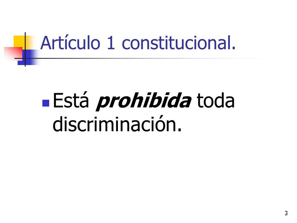 Artículo 1 constitucional.