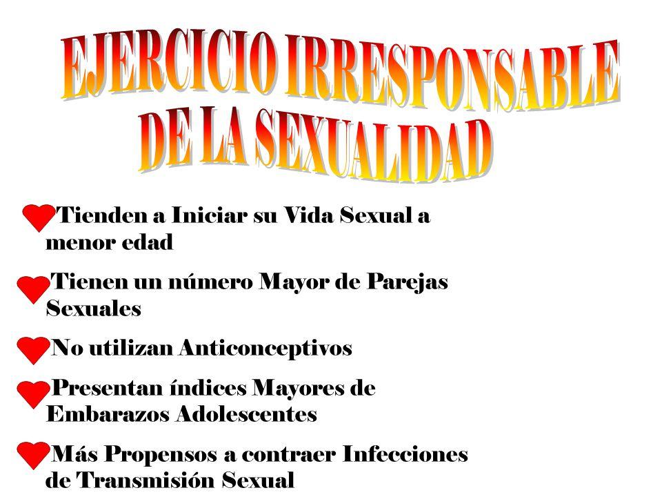 EJERCICIO IRRESPONSABLE