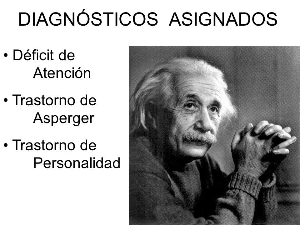 DIAGNÓSTICOS ASIGNADOS