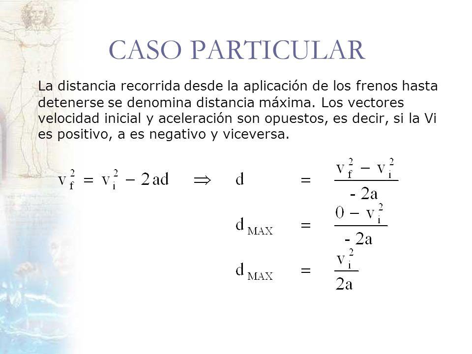 CASO PARTICULAR