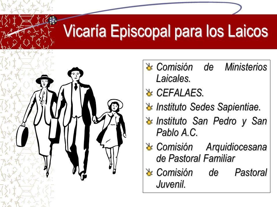 Vicaría Episcopal para los Laicos