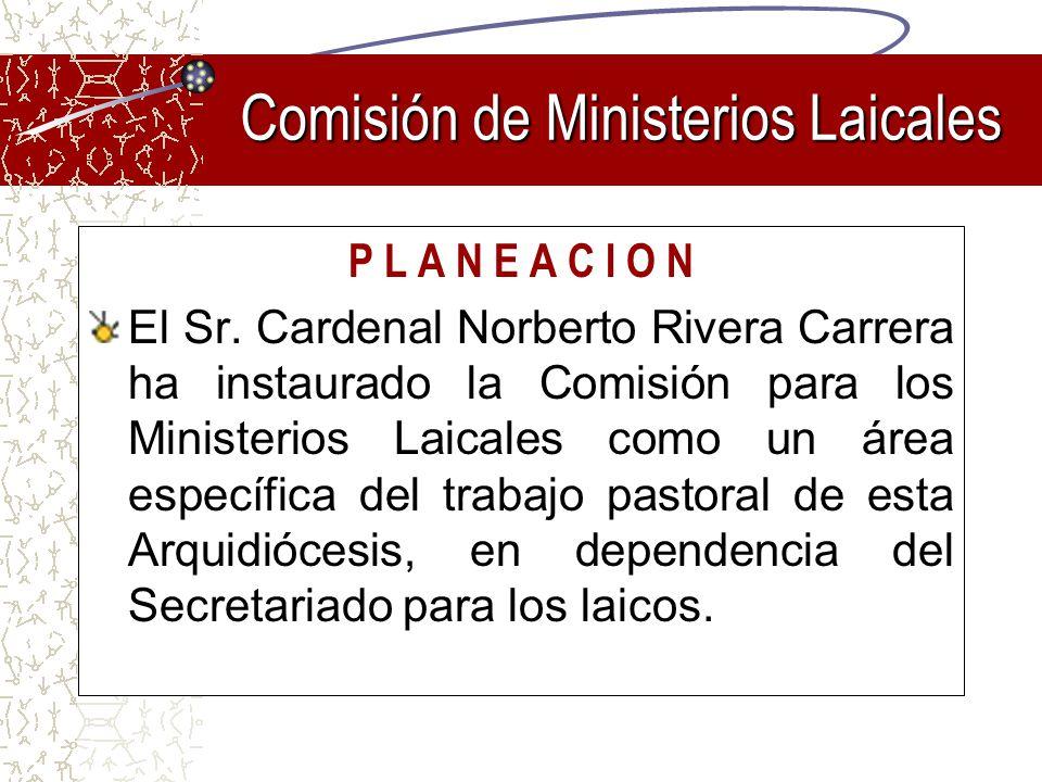 Comisión de Ministerios Laicales
