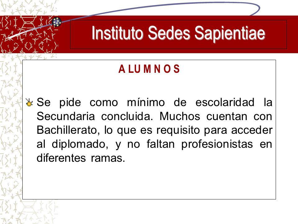 Instituto Sedes Sapientiae