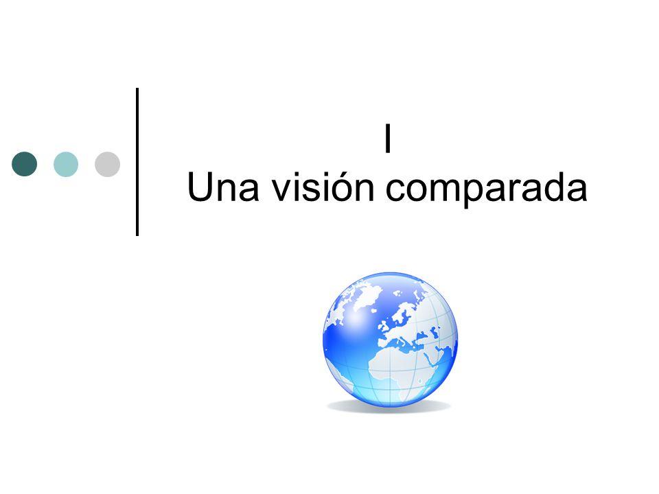 I Una visión comparada