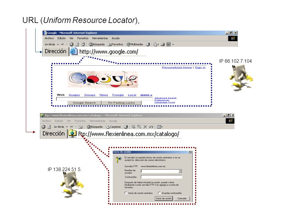 URL (Uniform Resource Locator),