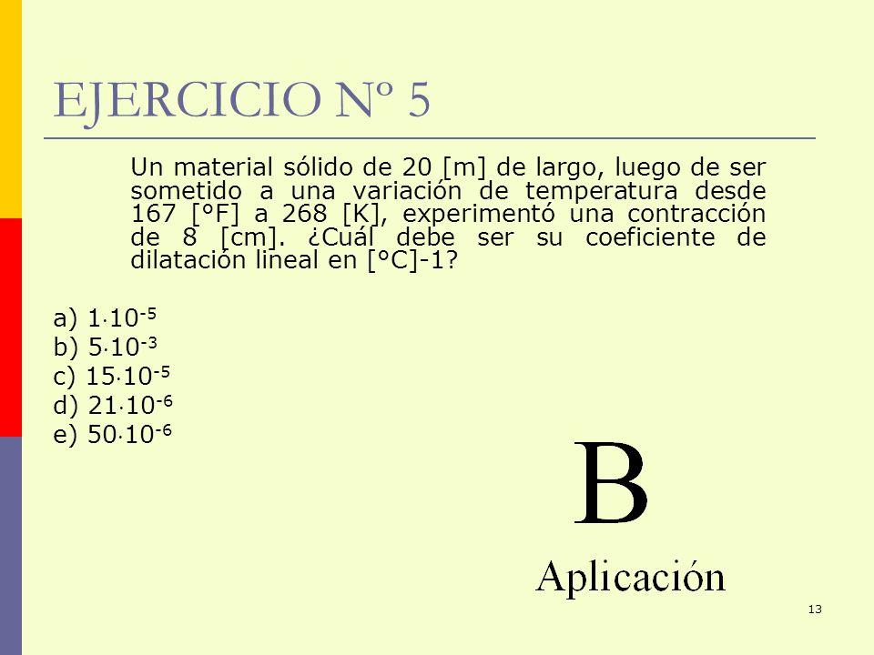 EJERCICIO Nº 5