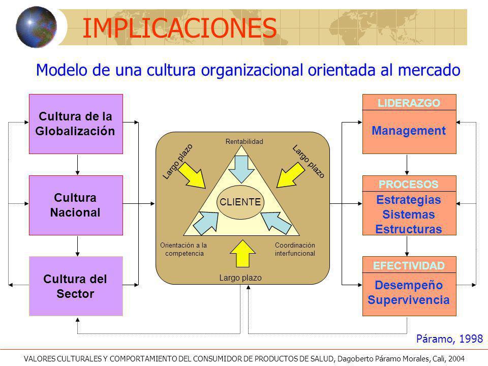 Cultura de la Globalización