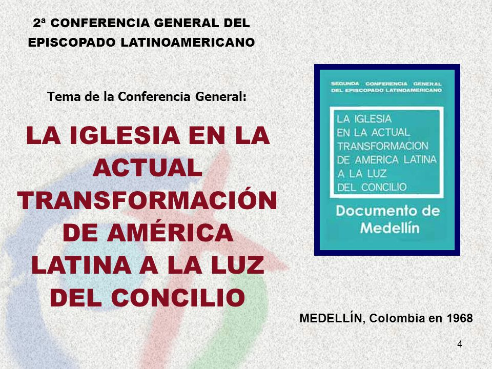 2ª CONFERENCIA GENERAL DEL EPISCOPADO LATINOAMERICANO