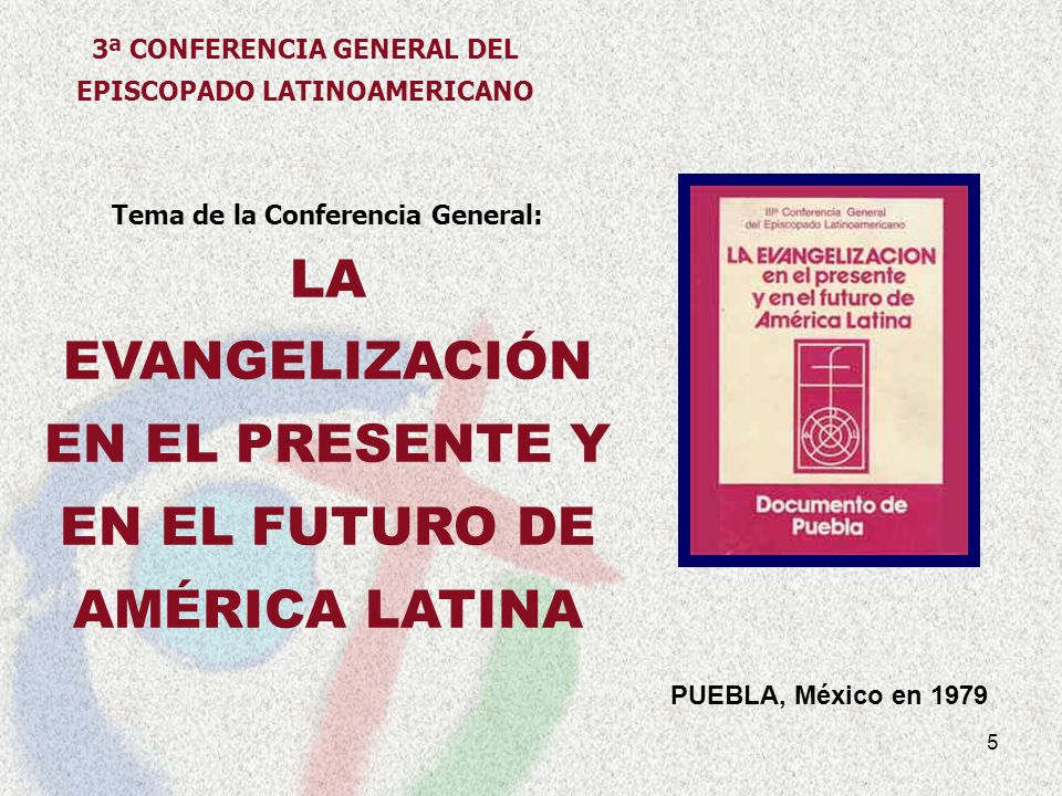 3ª CONFERENCIA GENERAL DEL EPISCOPADO LATINOAMERICANO