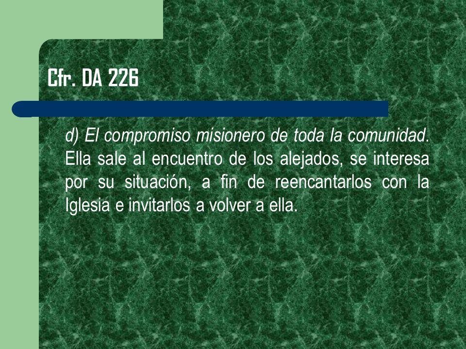 Cfr. DA 226