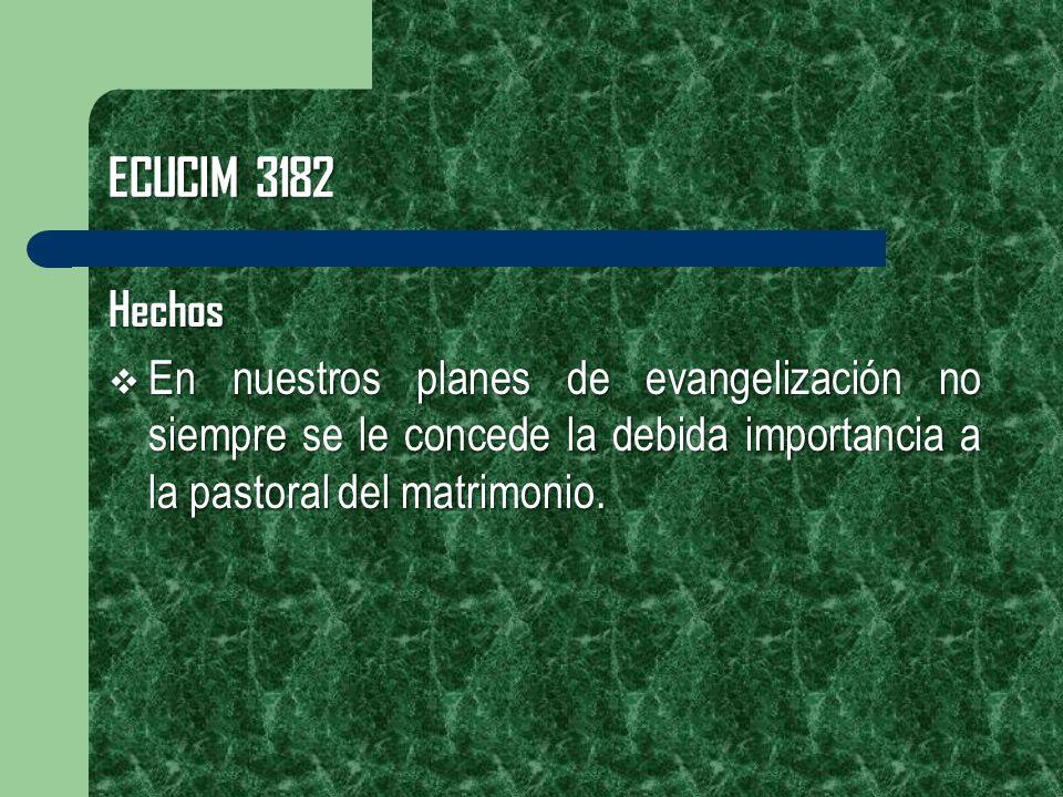 ECUCIM 3182 Hechos.