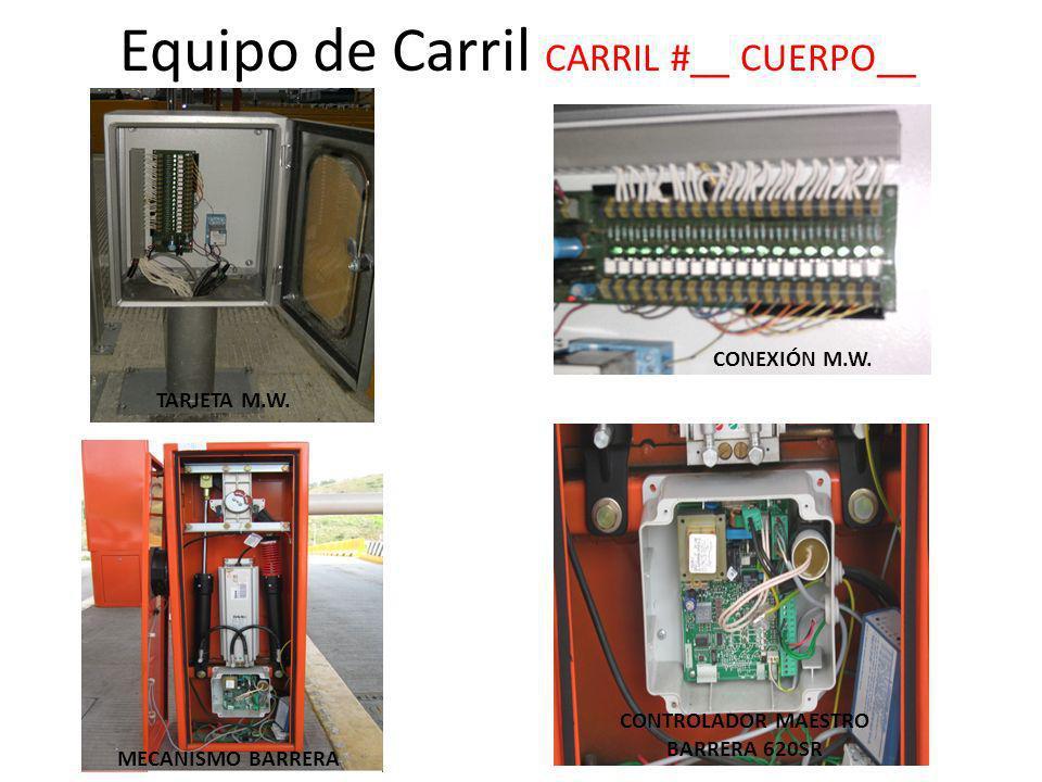 CONTROLADOR MAESTRO BARRERA 620SR