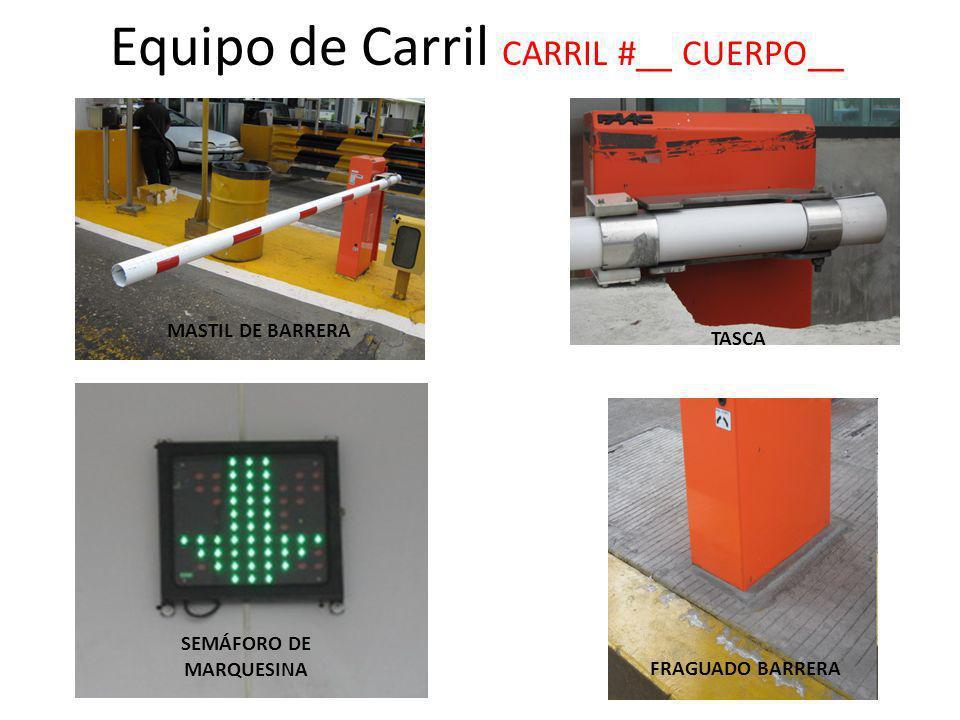 SEMÁFORO DE MARQUESINA