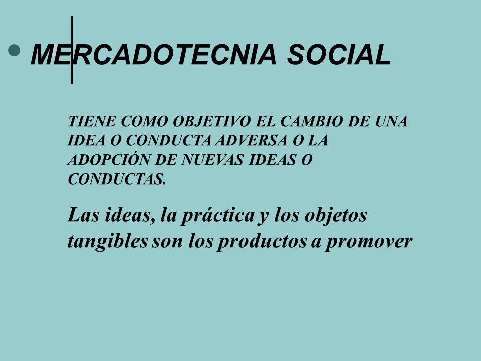 MERCADEO SOCIAL