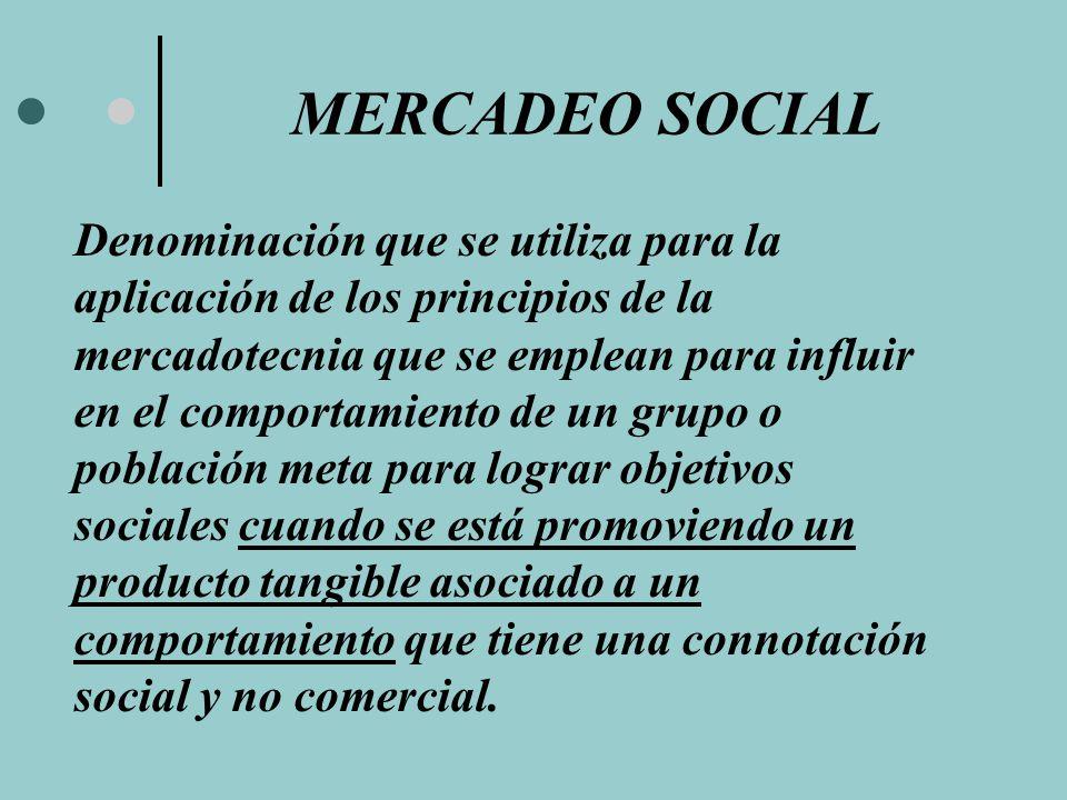 MERCADEO SOCIAL DE CONDONES