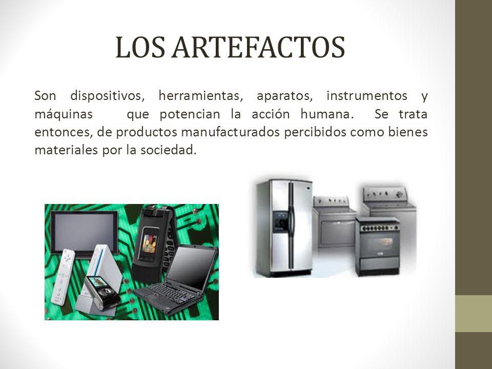 LOS ARTEFACTOS