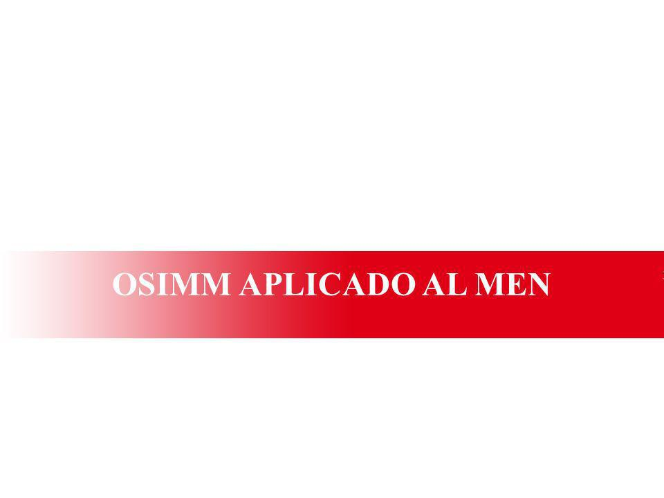 OSIMM APLICADO AL MEN 9 9 9