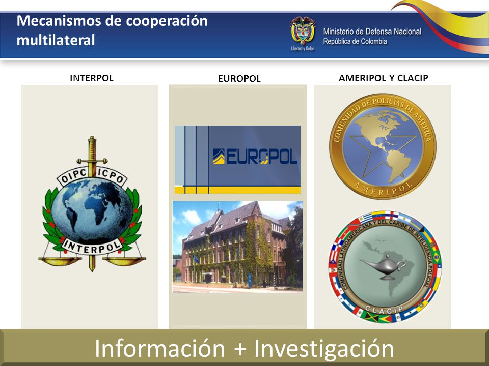 Información + Investigación