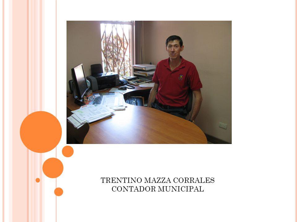 TRENTINO MAZZA CORRALES