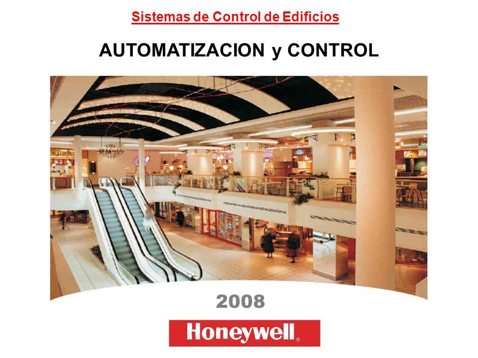 Sistemas de Control de Edificios AUTOMATIZACION y CONTROL