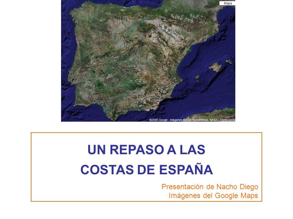 UN REPASO A LAS COSTAS DE ESPAÑA