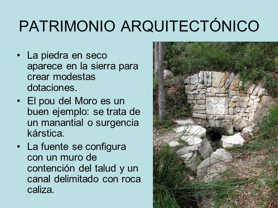 PATRIMONIO ARQUITECTÓNICO