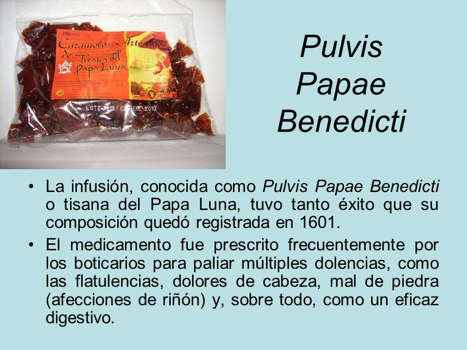 Pulvis Papae Benedicti