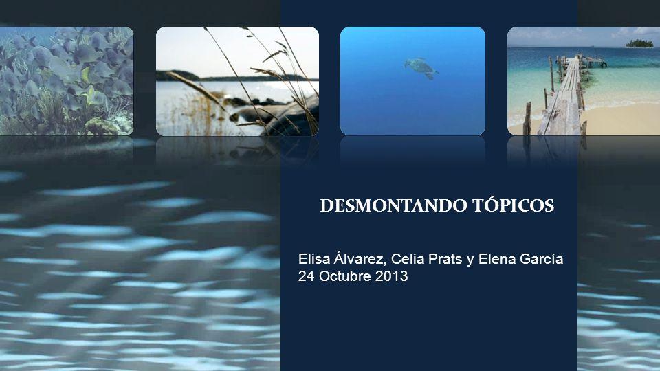 Elisa Álvarez, Celia Prats y Elena García 24 Octubre 2013