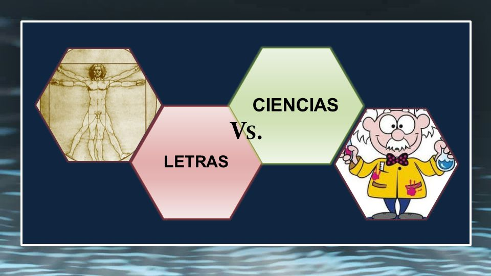 LETRAS CIENCIAS Vs.