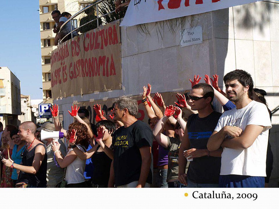 Cataluña, 2009