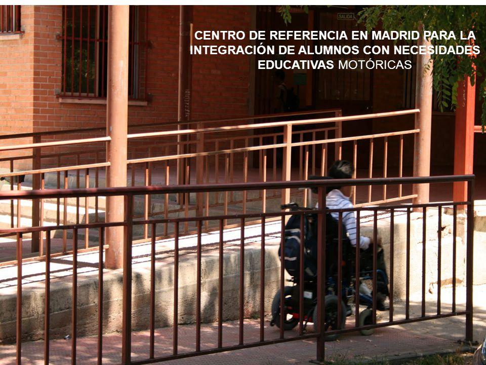 CENTRO DE REFERENCIA EN MADRID PARA LA