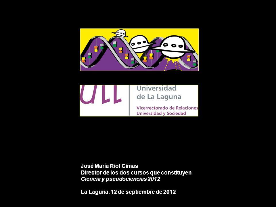 La Laguna, 12 de septiembre de 2012