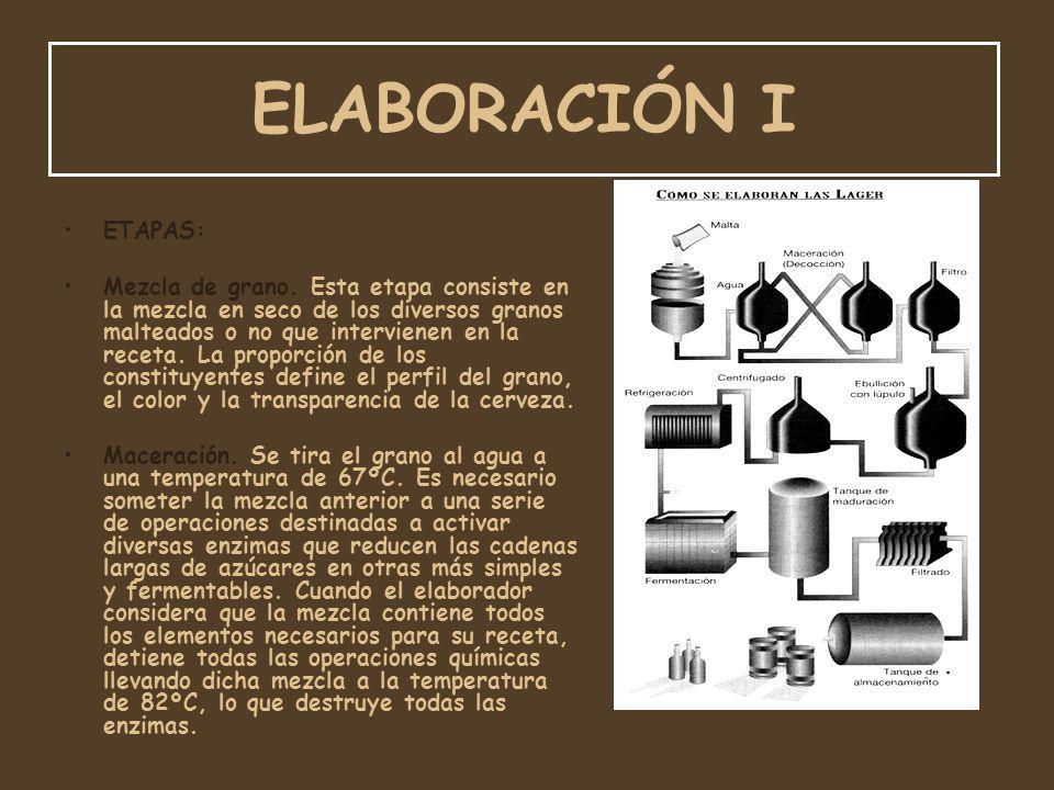 ELABORACIÓN I ETAPAS: