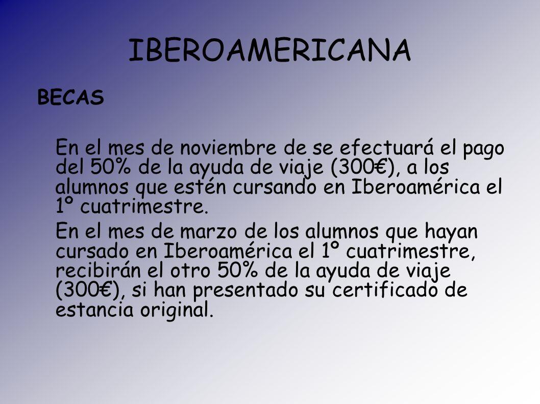IBEROAMERICANA BECAS.