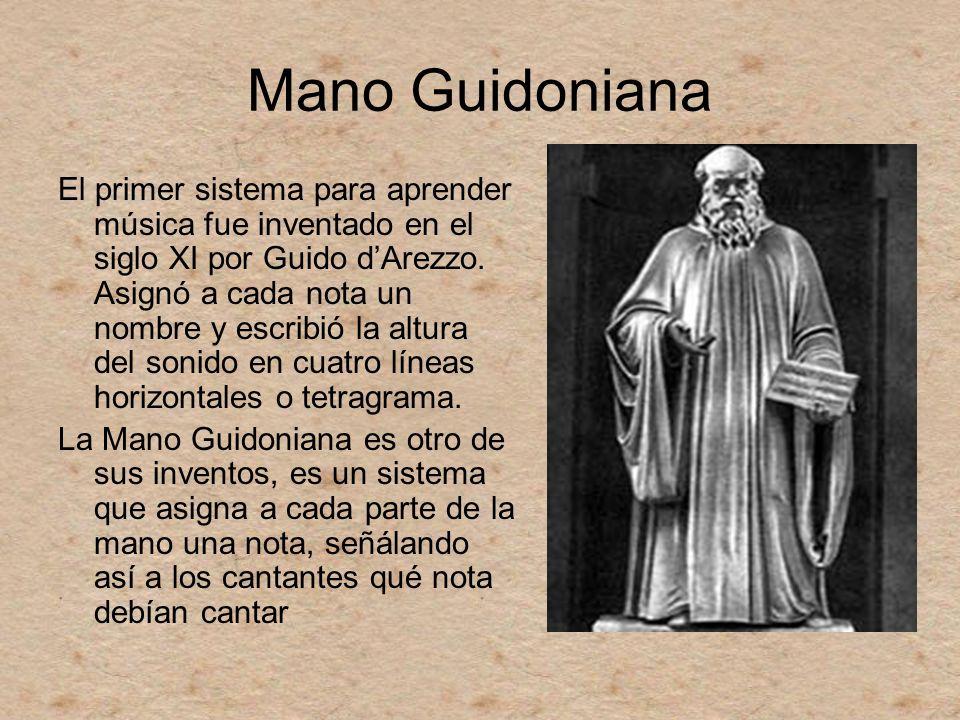 Mano Guidoniana