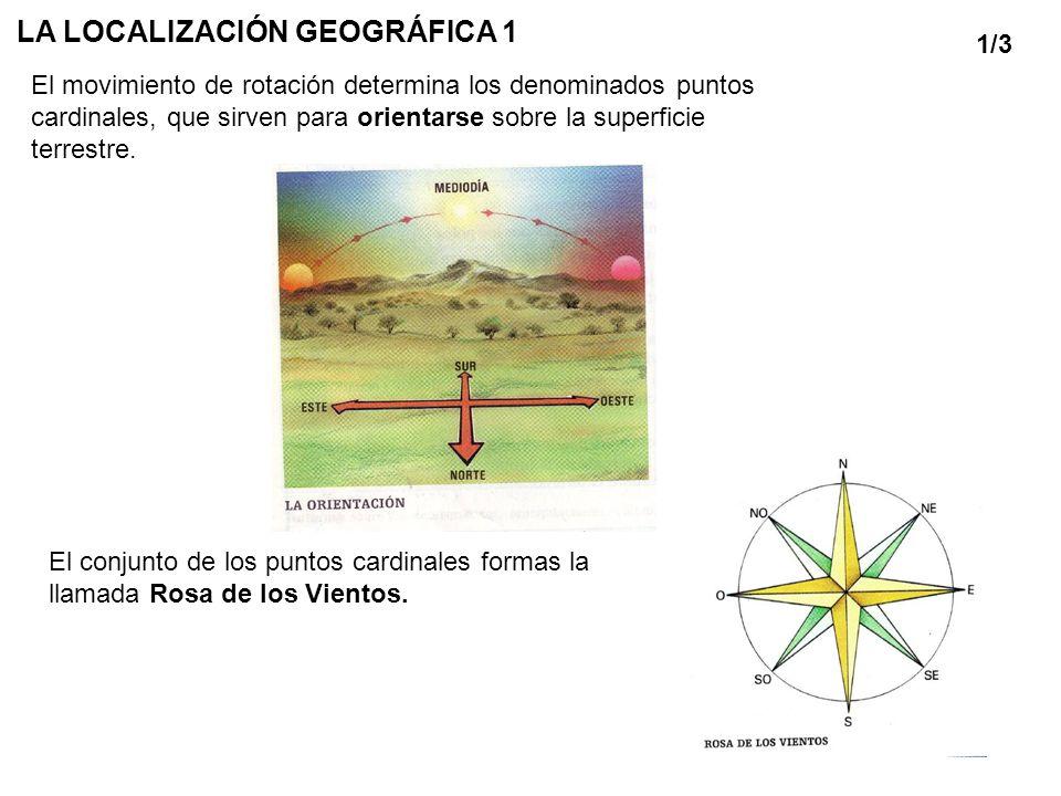 LA LOCALIZACIÓN GEOGRÁFICA 1