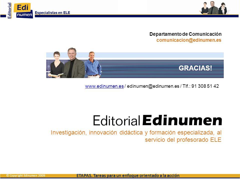 www.edinumen.es / edinumen@edinumen.es / Tlf.: 91 308 51 42
