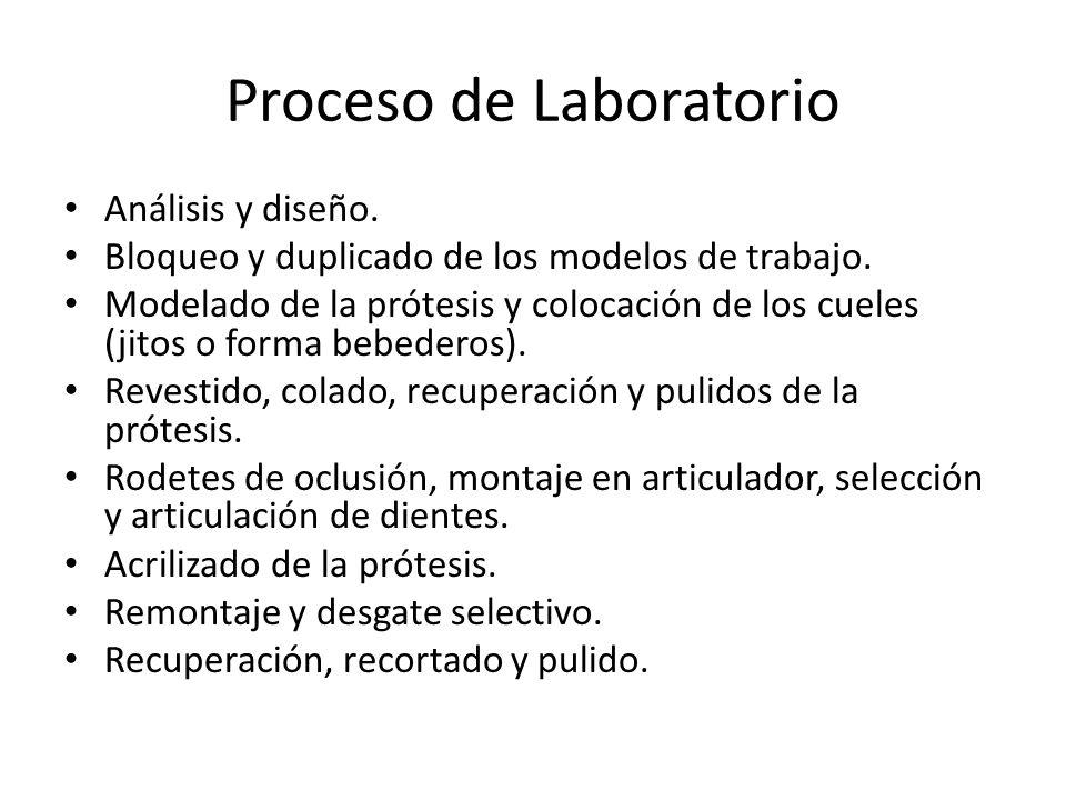 Proceso de Laboratorio