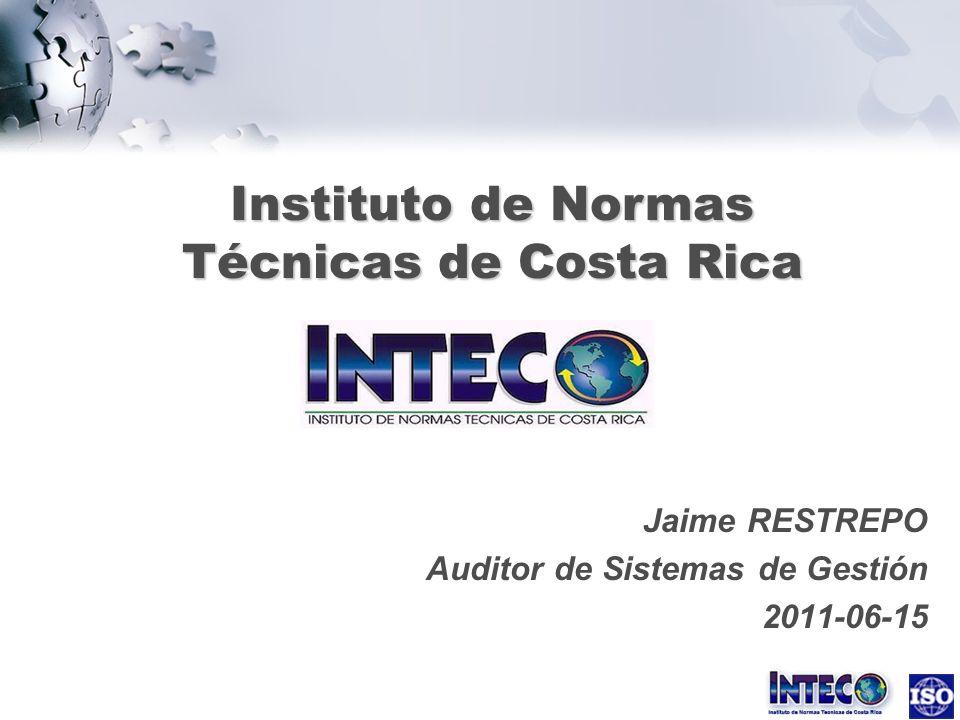 Instituto de Normas Técnicas de Costa Rica