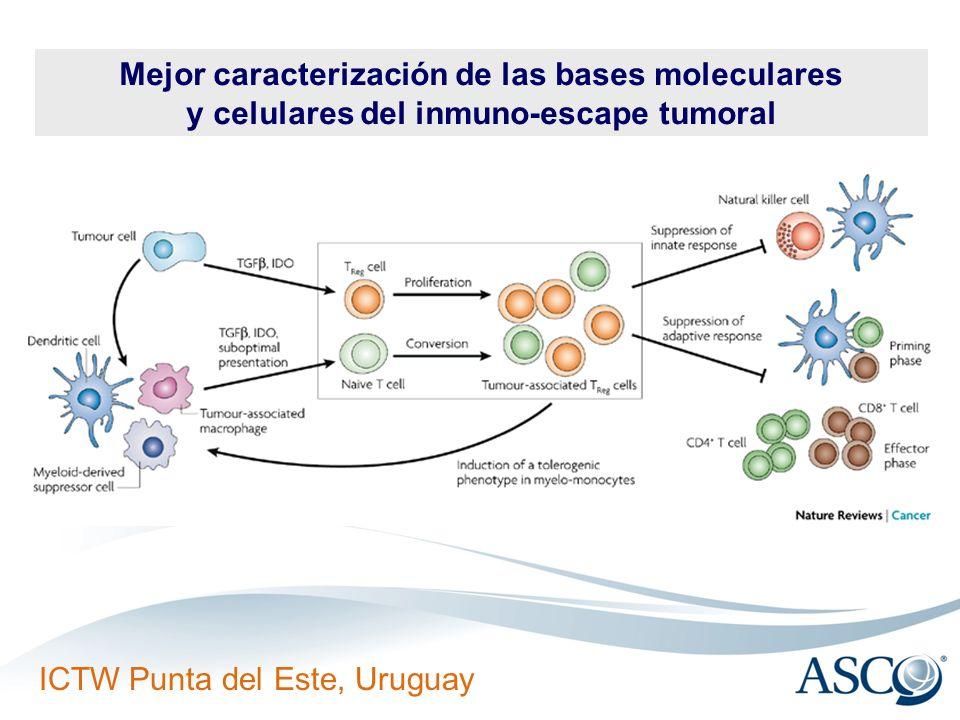 Mejor caracterización de las bases moleculares