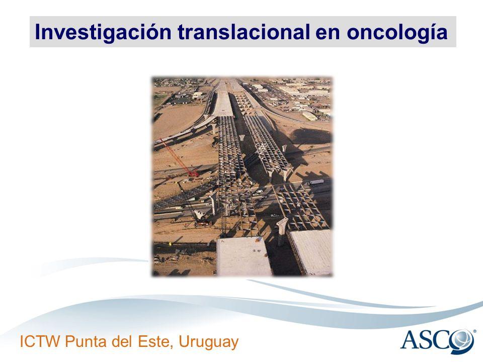 Investigación translacional en oncología