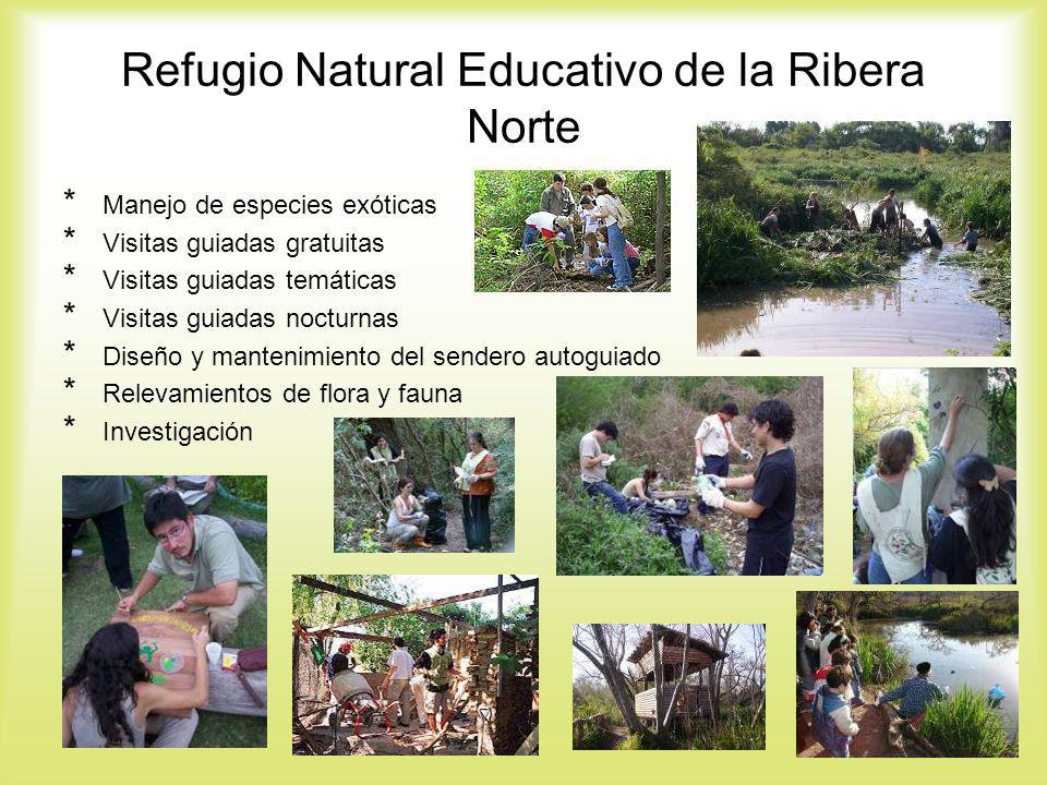 Refugio Natural Educativo de la Ribera Norte